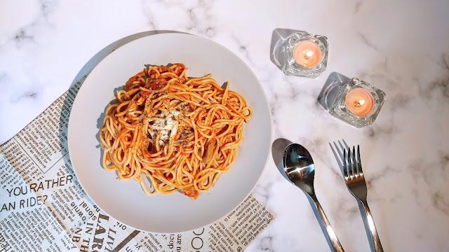 金品食品-義大利肉醬麵