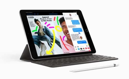 Apple launches the new iPad with the A13 chip