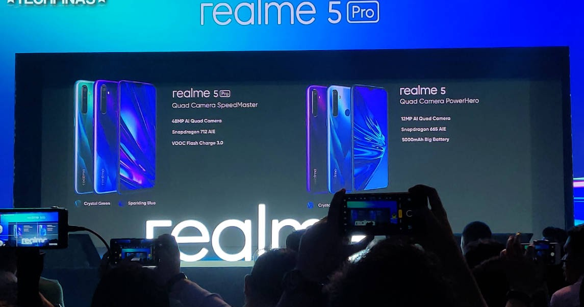 Realme 5 And Realme 5 Pro Officially Launched In The Philippines Techpinas