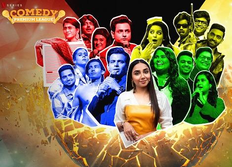 Download Comedy Premium League (2021) S01 Hindi 720p + 1080p WEB-DL ESubs
