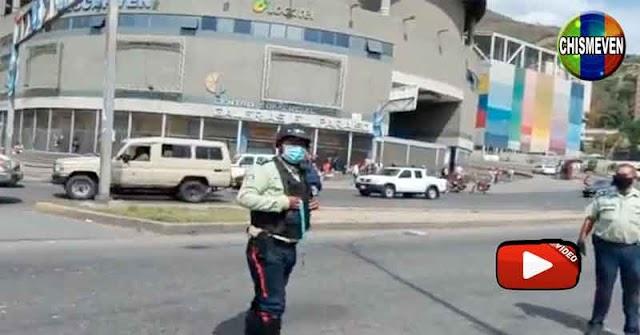 La banda del Coqui vuelve a atacar a Policaracas en La Vega
