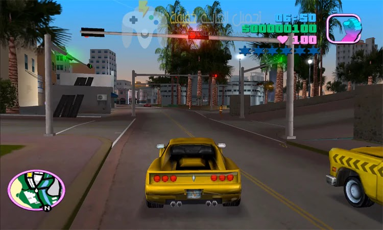تحميل لعبة حرامي السيارات للكمبيوتر برابط مباشر