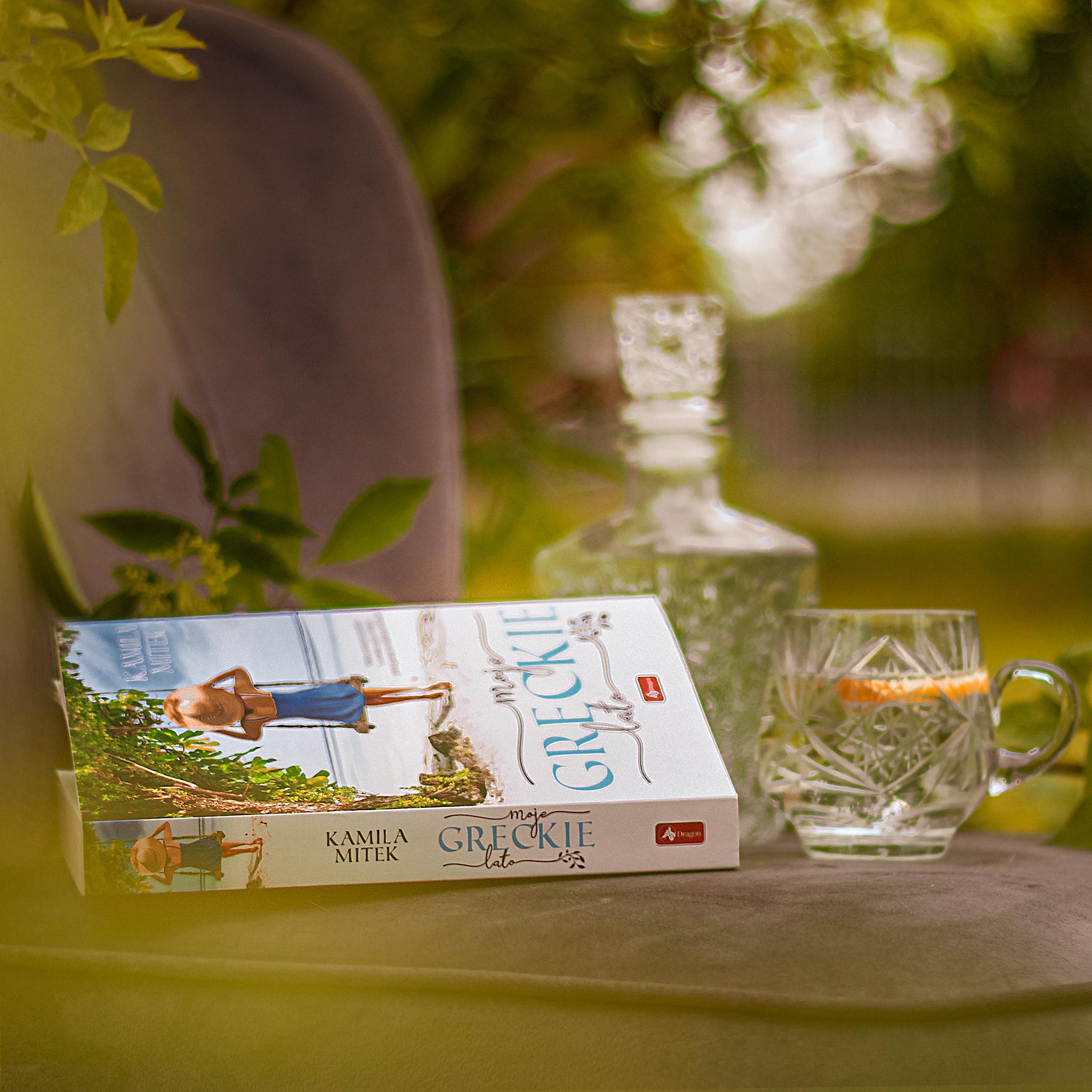 Moje greckie lato — Kamila Mitek