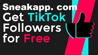 Sneakapp. com | sneakapp.com tiktok Free followers 2020