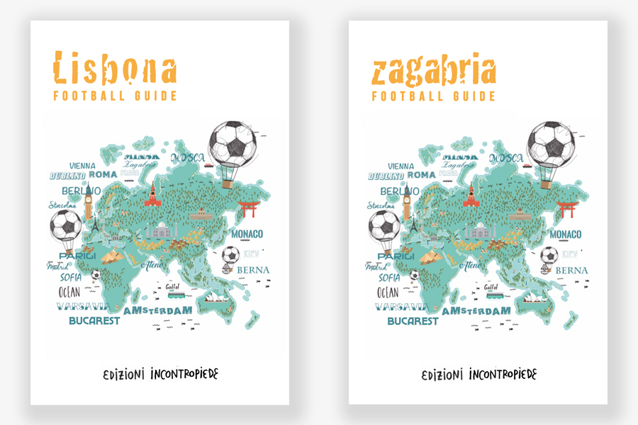 football city guides lisbona zagabria recensione