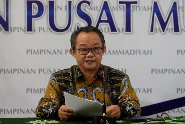 Sentil Menag, Sekum Muhammadiyah: Islam Melarang Umatnya Tampil Kotor dan Kumal