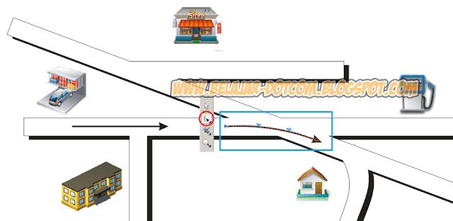 Cara Membuat Denah Lokasi Undangan dengan CorelDRAW