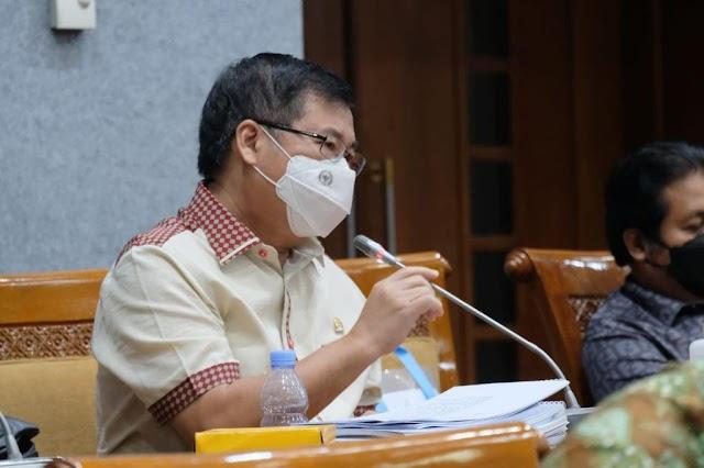 Defisit Rp20 Triliun, Sofyan Tan : Baru Kali Ini Anggaran Pendidikan Turun Sangat Besar