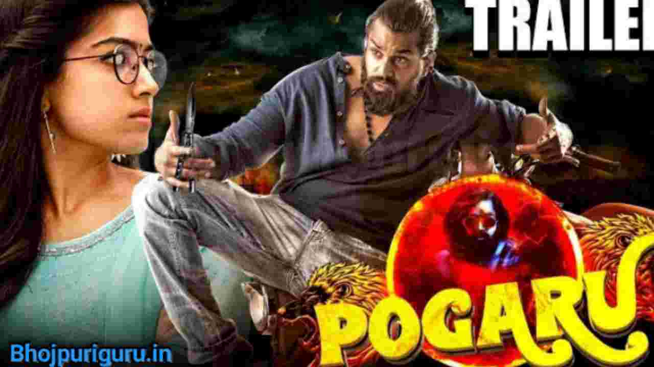 Pogaru New South Hindi Dubbed Full Movie Download HD Available For Free Online on Tamilrockers
