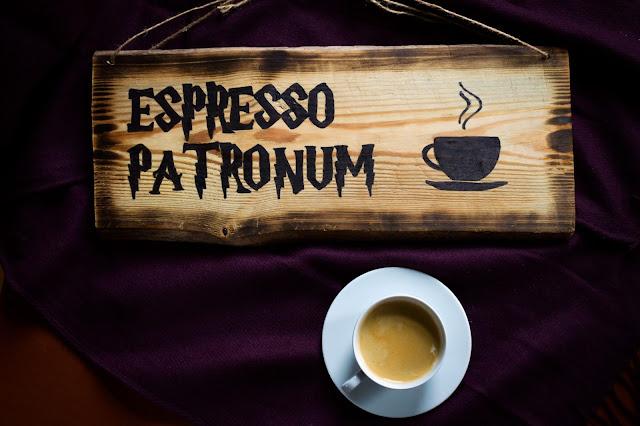 W taką pogodę to chyba tylko espresso..