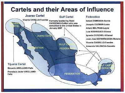 Cartelli della droga messicani