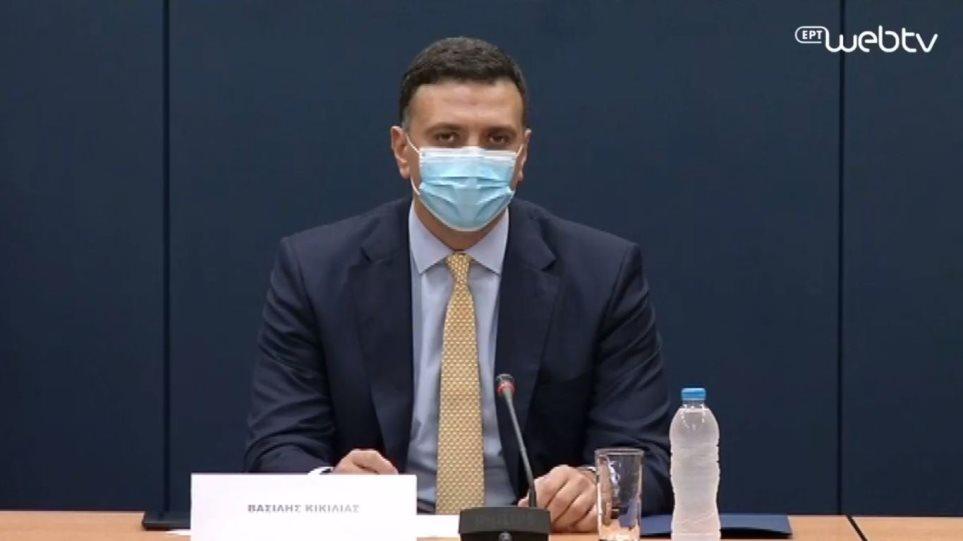 Κικίλιας στους Διοικητές Νοσοκομείων της Θράκης: «Σας στηρίζω και σας εμπιστεύομαι»