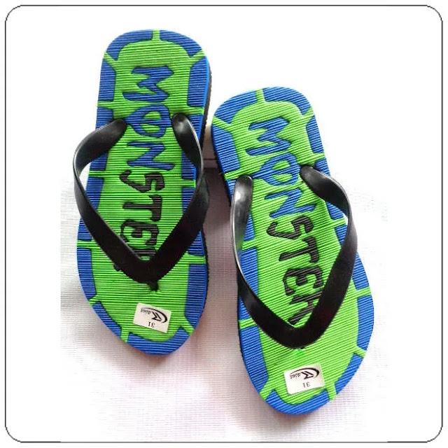 Jual Sandal Jepit Anak TERMURAH di Jawa Barat | Sandal AB Ferzic Anak TG