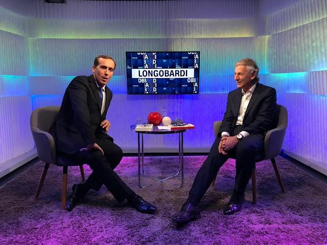 """Este domingo en """"En diálogo con Longobardi"""": Hugo Alconada Mon / Domingo 2 de septiembre 8:00pm en CNN en Expañol"""