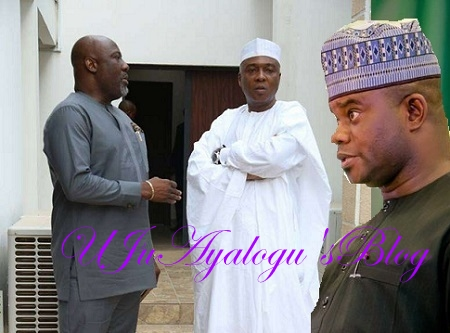 Dino Melaye's Recall: Saraki Under Pressure To Save No1 'Dirty Cohort' As History Beckons To Repeat Itself