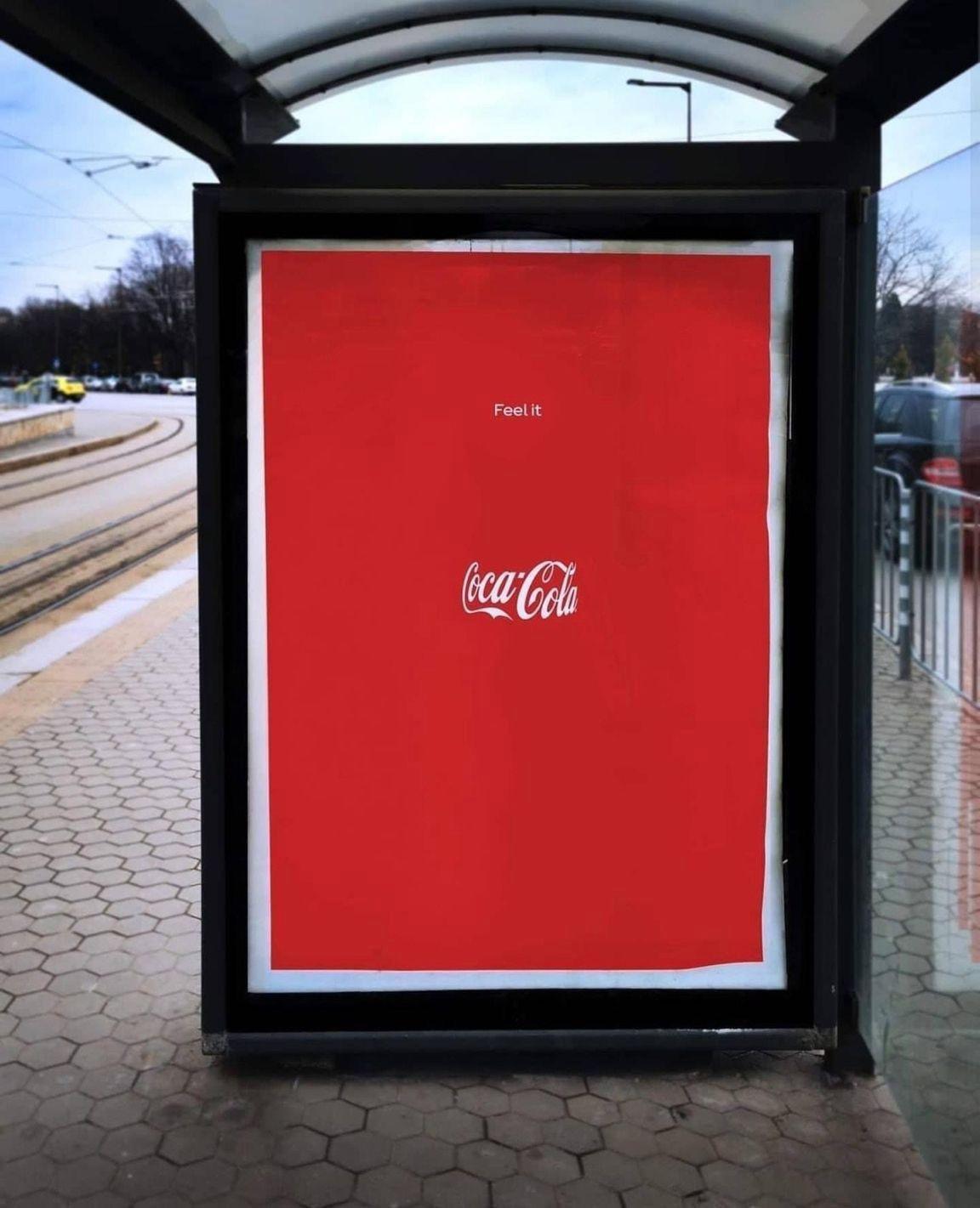 Coca-Cola: Invisible branding