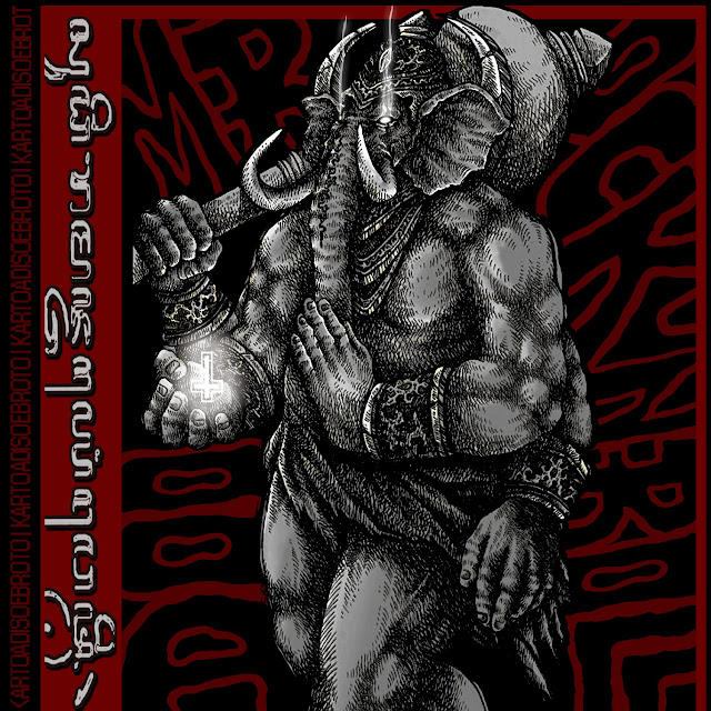 Artwork The Broto - Doom Rock n' Roll
