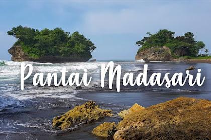 Karakteristik Pantai Madasari