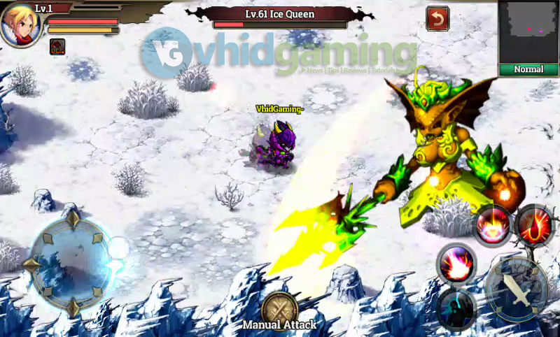 Zenonia s rift in time review vhid gaming zenonia s gameplay voltagebd Images