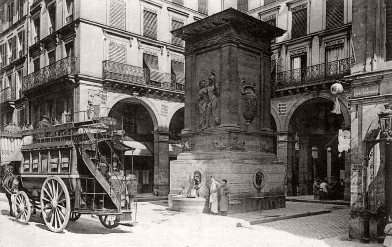 Just A Car Guy: The Rue Saint-Dominique and the beautiful Fontaine ...