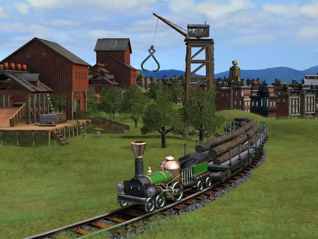 Railroad tycoon ii: gold edition (mac) my abandonware.
