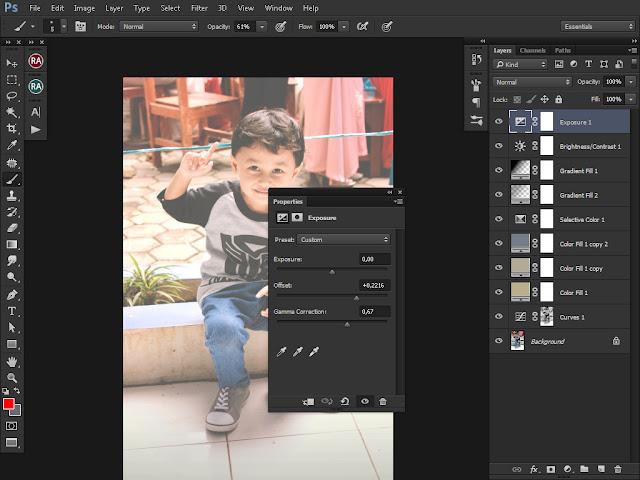 13 Cara membuat efek photo instagram