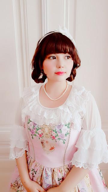 Infanta, jfashion, taobao brand, lolita fashion, lolita