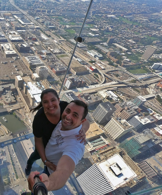 Skydeck Chicago Willis Tower The Ledge
