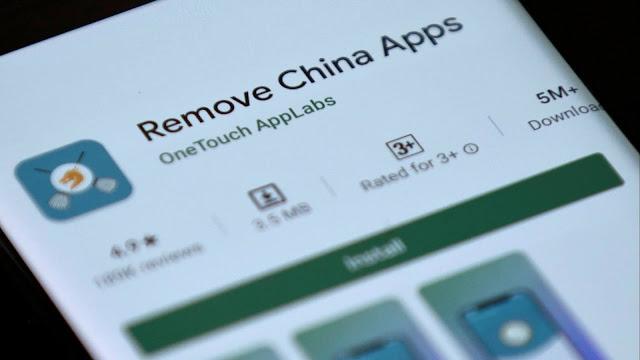 جوجل تزيل التطبيق الهندي من متجر Play الذي ساعد في إزالة التطبيقات الصينية من الهواتف الذكية