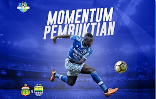 Bhayangkara FC vs Persib: Momentum Pembuktian Kualitas Skuat Maung Bandung
