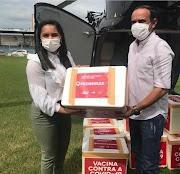168 municípios do Maranhão estão impedidos de receber novas doses da vacina contra Covid