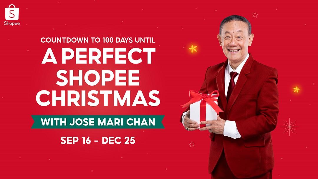 Shopee Christmas with Jose Mari Chan