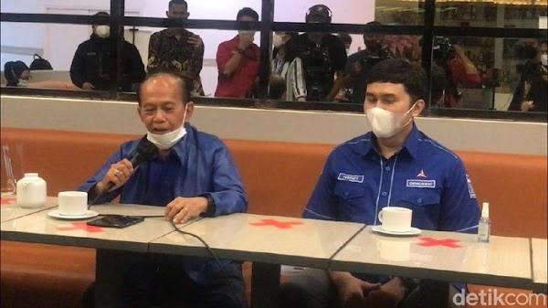 Disinggung Tak Mampu Pimpin Partai, PD: AHY Pemegang Adhi Makayasa