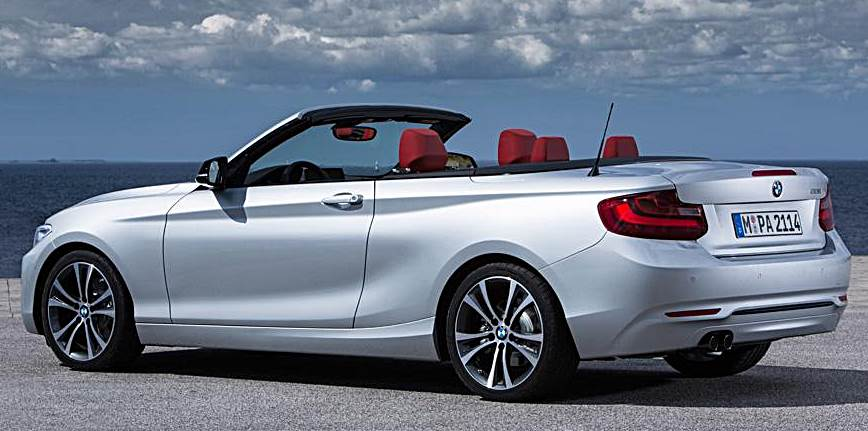 2016 Bmw 2 Series Convertible Adds Xdrive To M235i Ups Prices Across The Board
