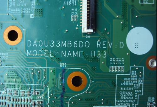 DA0U33MB6D0 REV D HP 14 Laptop Bios