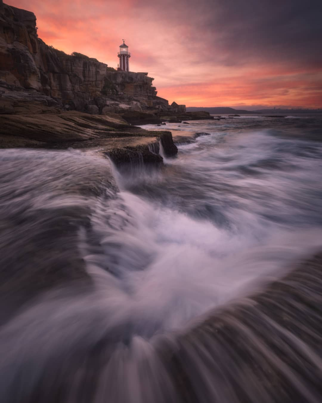 Beautiful Long Exposure Landscapes in Sydney by Jose Luis Cantabrana Garcia