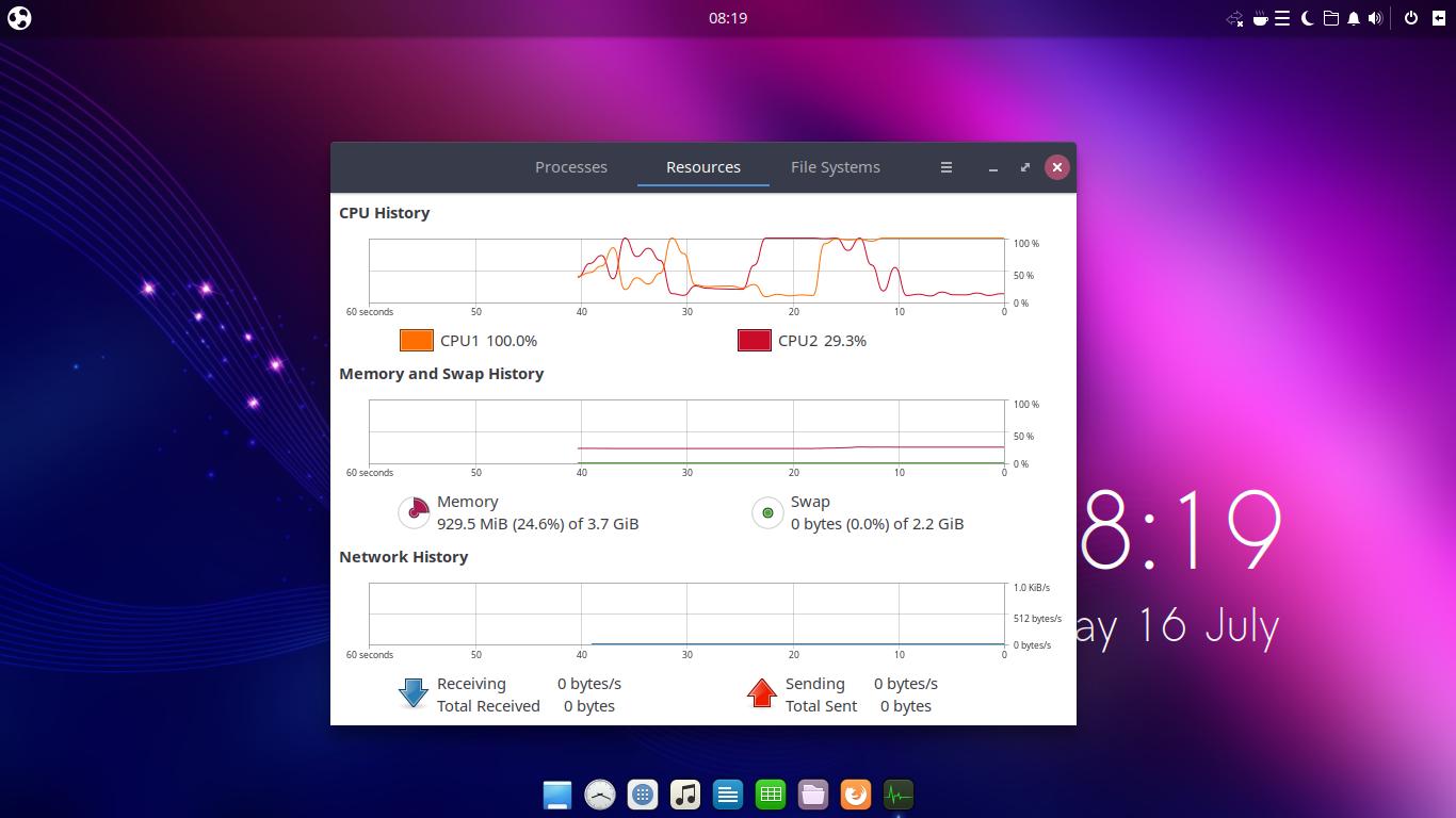 Ubuntu Buzz !: Comparison of Memory Usages of Ubuntu 19 04