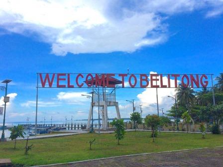 Pantai Tanjung Kelayang Pulau Belitung