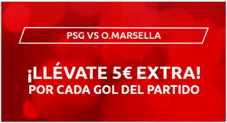 Mondobets promo PSG vs Marsella 13-9-2020