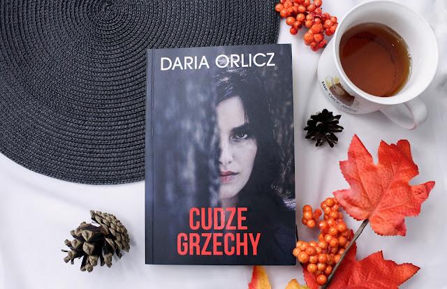 """""""Cudze grzechy"""" Daria Orlicz"""