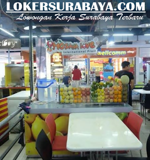 Lowongan Kerja di Hosana Love Juice Surabaya Terbaru Mei 2019