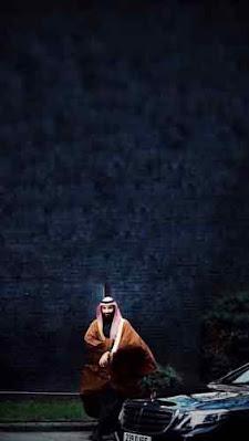 صور فخمة للأمير محمد بن سلمان