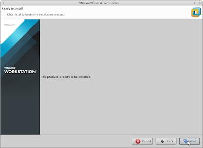 Install Aplikasi VMware Workstation 11.1.4 di Ubuntu Linux