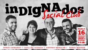 INDIGNADOS, SOCIAL CLUB