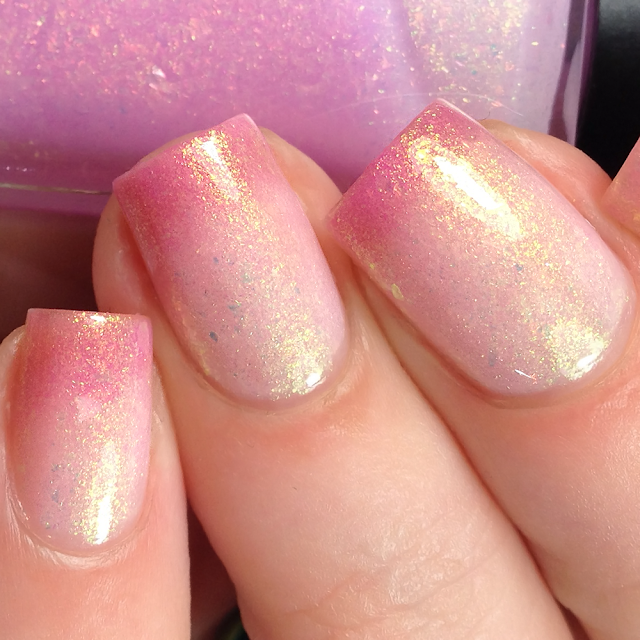 Fair Maiden Polish-It's So Fluffy!