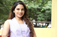 Tanya Hope in Crop top and Trousers Beautiful Pics at her Interview 13 7 2017 ~  Exclusive Celebrities Galleries 133.JPG