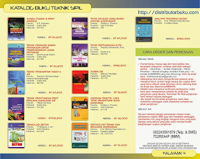 Katalog Buku teknik Sipil Halaman 4