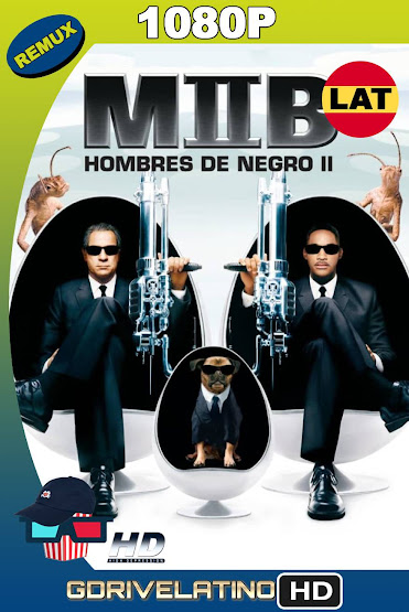 Hombres de Negro 2 (2002) BDRemux 1080p Latino-Ingles MKV