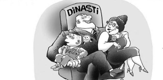 Politik Dinasti, Politik Aji Mumpung?