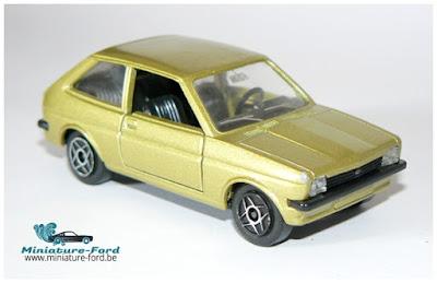 Solido, Ford Fiesta